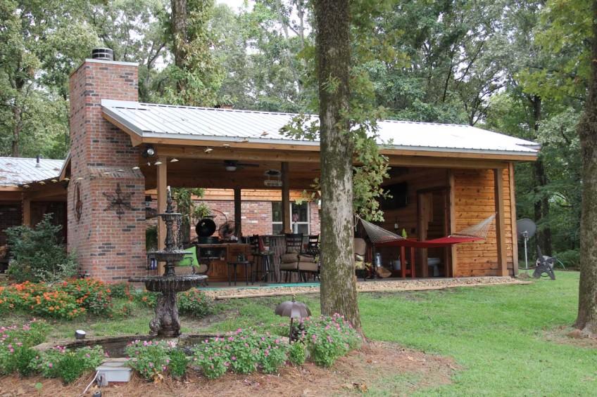 Out door kitchen builder Mississippi