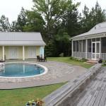 Blackberry Creek New Home & Poolhouse